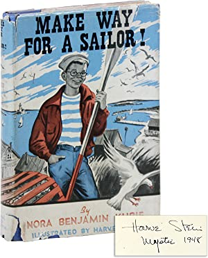 Make Way for a Sailor! [Signed by Illustrator]