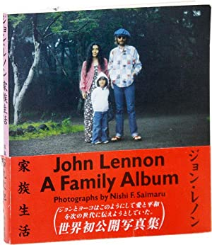 [Text in Japanese] John Lennon: A Family Album