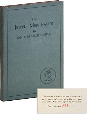 The Jewel Merchants: a Comedy in One Act [Limited ed]