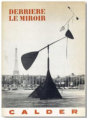 Derriere le miroir by calder abebooks for Maeght derriere le miroir