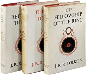 The Lord of the Rings Trilogy: The: TOLKIEN, J.R.R.