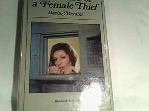 memoirs of a female thief.: maraini, dacia.