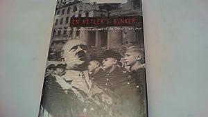 in hitler's bunker: a boy soldier's eyewitness: lehmann, armin d.