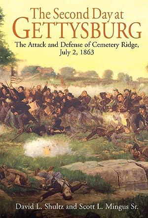 The Second Day at Gettysburg: David Shultz, Scott Mingus