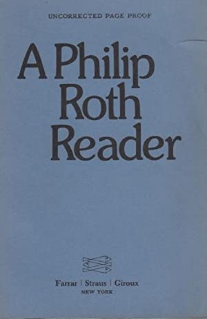 The Philip Roth Reader