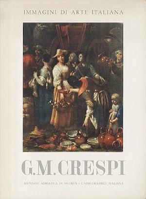 """G. M. Crespi detto """"lo Spagnuolo"""".: Immagini di arte italiana.: RICCOMINI, Eugenio."""