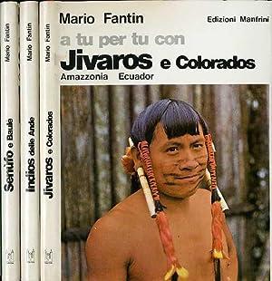 A tu per tu con Jivaros e Colorados: Amazzonia, Ecuador - A tu per tu con Senùfo e Baul&...