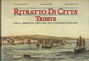 Ritratto di città: vedute, impressioni, cronache di: DE VECCHI, Fiorenza