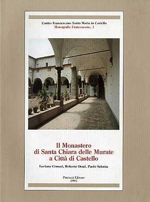 Il Monastero di Santa Chiara delle Murate: BARNI, Federica.