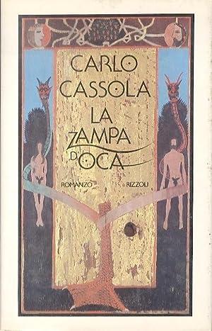 La zampa d'oca.: La scala.: CASSOLA, Carlo.