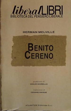 Benito Cereno.: Liberal libri; 7.\r: MELVILLE, Herman.