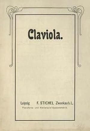 Claviola.: LIPSIA - PIANOFORTE MECCANICO].