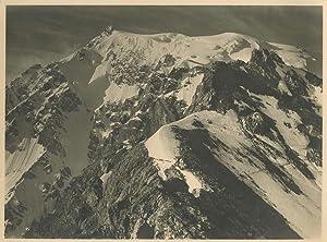 616. Gruppo Ortles-Cevedale: cima Ortles.: FOTOGRAFIA ORIGINALE - ORTLES-CEVEDALE].