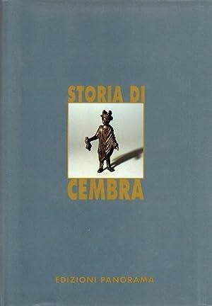 Storia di Cembra.: GHETTA, Frumenzio -