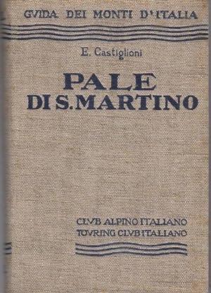 Pale di S. Martino, Gruppo dei Feruc,: CASTIGLIONI, Ettore.