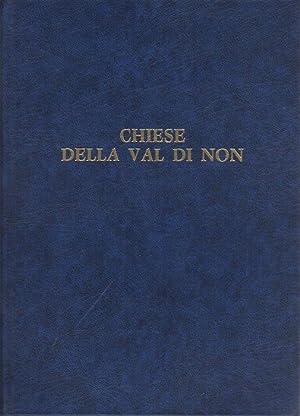 Le chiese della Valle di Non nella: WEBER, Simone.