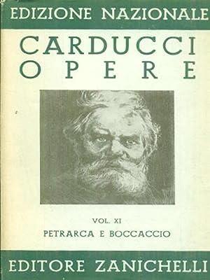 Edizione nazionale delle opere di Giosuè Carducci: CARDUCCI, Giosuè.