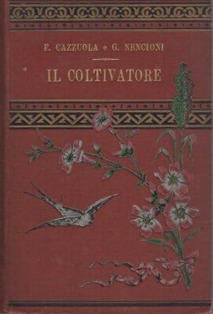 Il coltivatore di piante ornamentali tanto da: CAZZUOLA, Ferdinando -