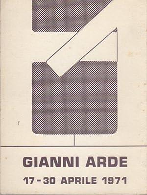 """Gianni Arde espone alla Galleria """"Il Traghetto"""