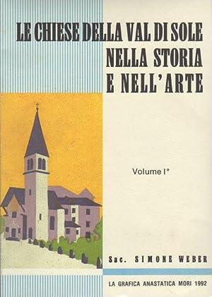 Le chiese della Valle di Sole nella: WEBER, Simone.