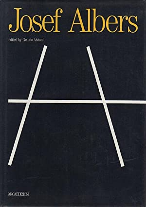 Josef Albers.: Introductory texts by Getulio Alviani,: ALBERS, Josef.
