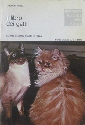 Il libro dei gatti: 62 foto a: THIES, Dagmar.