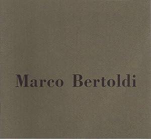 Marco Bertoldi.: BERTOLDI, Marco -