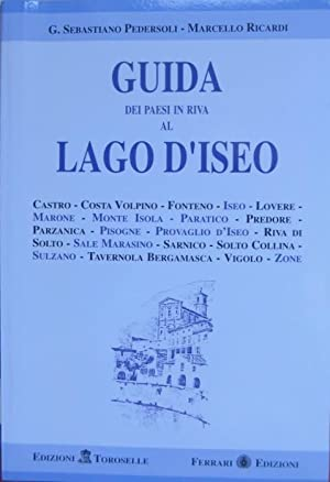 Guida dei paesi in Riva al Lago: PEDERSOLI, Giacomo Sebastiano