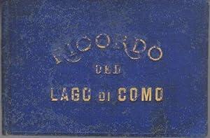 Ricordo del Lago di Como.: Torno, Brienno,: LAGO DI COMO