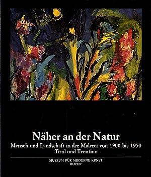 Näher an der Natur: Mensch und Landschaft