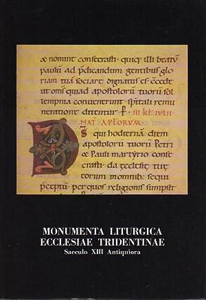 Fontes liturgici libri sacramentorum: studia et editionem.: DELL'ORO, F. -