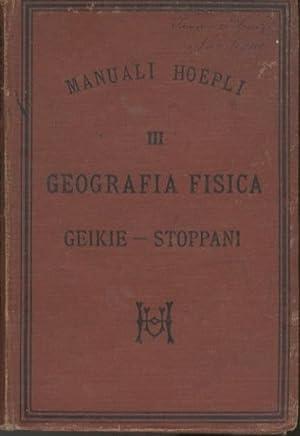 Geografia fisica.: GEIKIE, Arcimboldo -