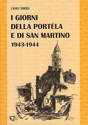 I giorni della Portèla e di San: SARDI, Luigi.