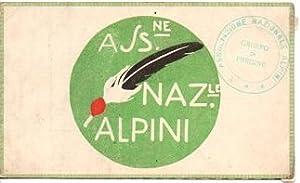 Associazione Nazionale Alpini, il ballo degli scarponi: ALPINI - BALLO