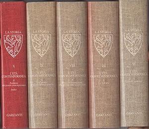 L età contemporanea: 1. I quadri generali; 2.: TRANFAGLIA, Nicola -
