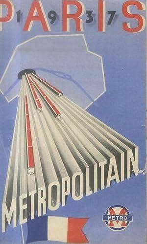 Metropolitain, Paris.: [Edizione francese - French edition].: PARIS, PARIGI -