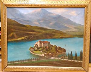 Castel Toblino.: IGNOTO.