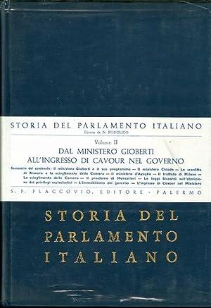 Storia del parlamento italiano abebooks for Storia del parlamento italiano