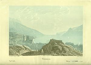 Torbole.: WETZEL, Johann Jacob.