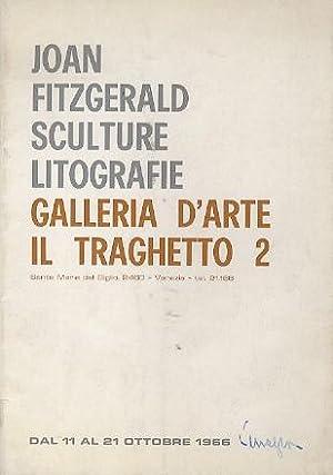 Joan Fitzgerald: sculture e litografie: Galleria d'arte