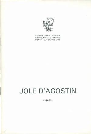 Jole D'Agostin: disegni.