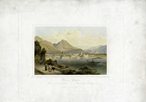 Riva am Gardasee.: Riva sur le lac: WÜRTHLE, Friedrich Karl.