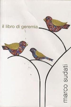 Marco Sudati: il libro di Geremia: legni