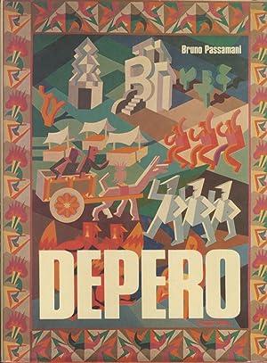 Fortunato Depero.: PASSAMANI, Bruno.