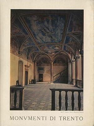 Monumenti di Trento.: (250 illustrazioni).: EMERT, Giulio Benedetto.