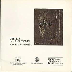 Cirillo Dell'Antonio: scultore e maestro.: Mostra antologica retrospettiva: San Giovanni-Vigo di ...