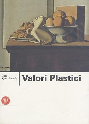 Valori plastici.: FOSSATI, Paolo -