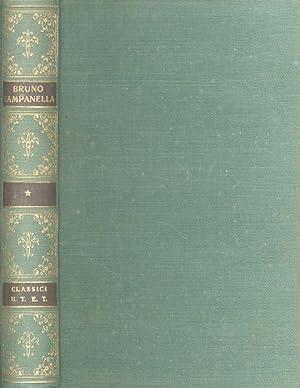 Scritti scelti.: Classici italiani: Cinquecento e Seicento.: BRUNO, Giordano -