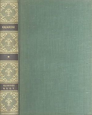Opere.: Classici italiani: Cinquecento e Seicento. Collezione diretta da Ferdinando Neri e Mario ...