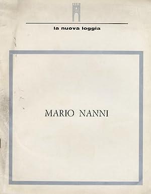 Mario Nanni.
